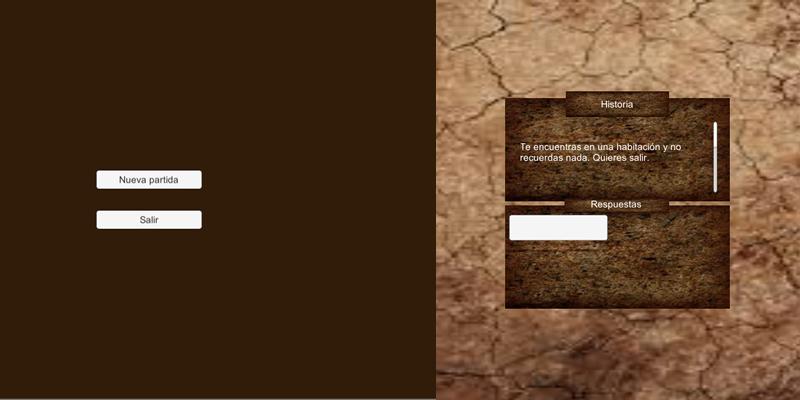 U2D_M2  - Un juego de Aventuras