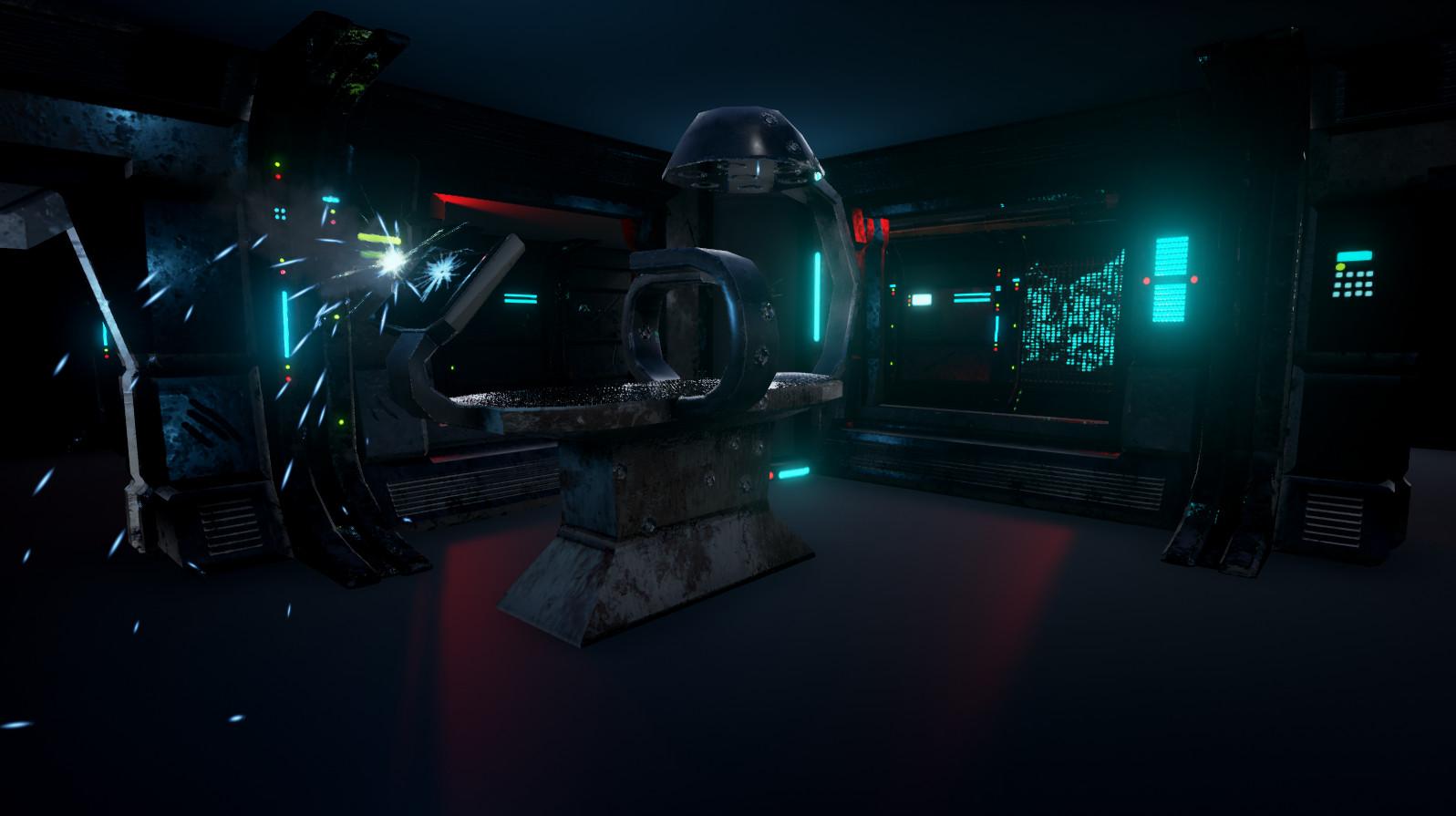 Modular Spaceship