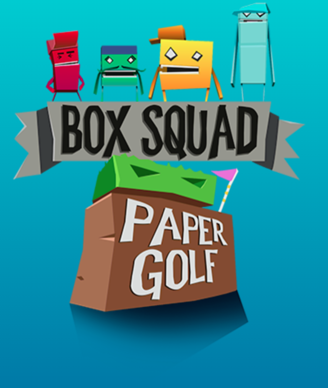 Paper Golf