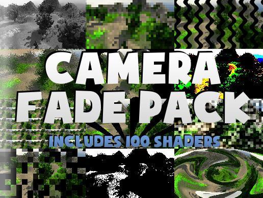 Camera Fade Pack