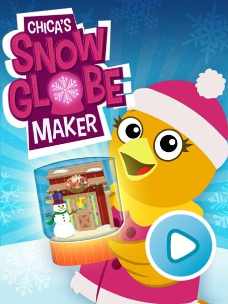 Chica Snowglobe Maker