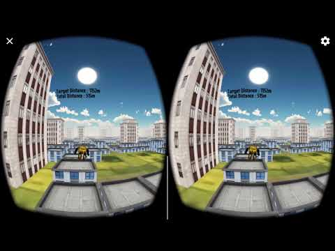 Flying Cadet VR Game