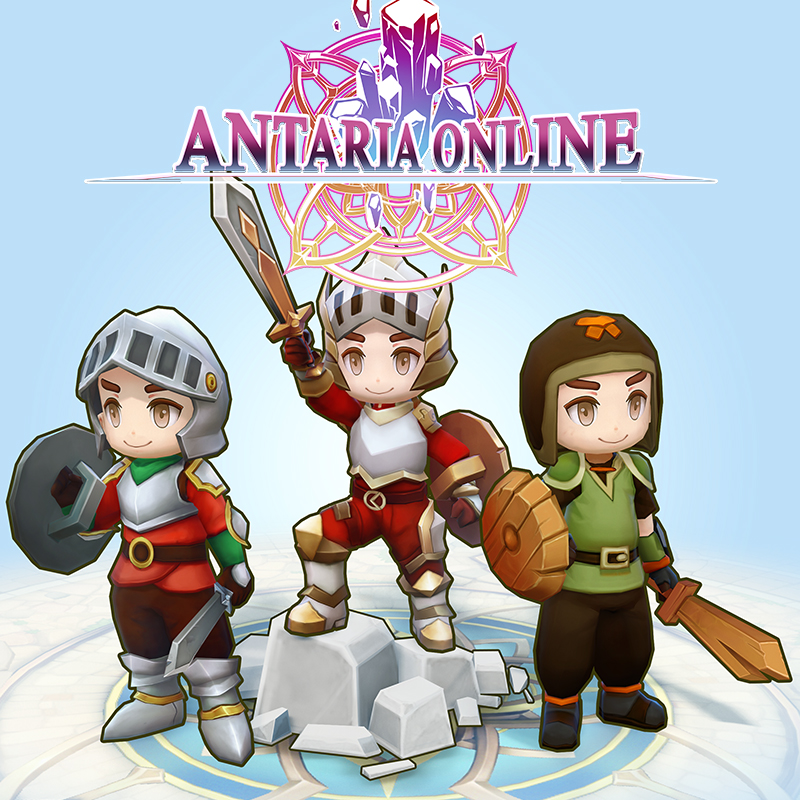 Antaria Online - Armor Set