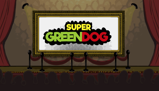 Super GREENDOG
