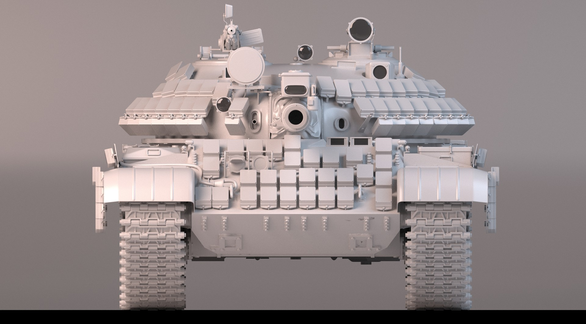 T-62 ERA  tank WIP