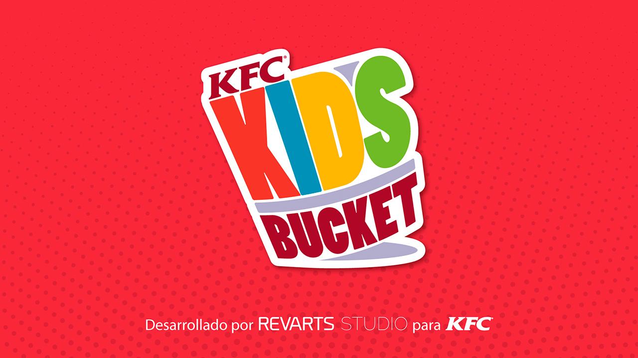 KFC Kids Bucket