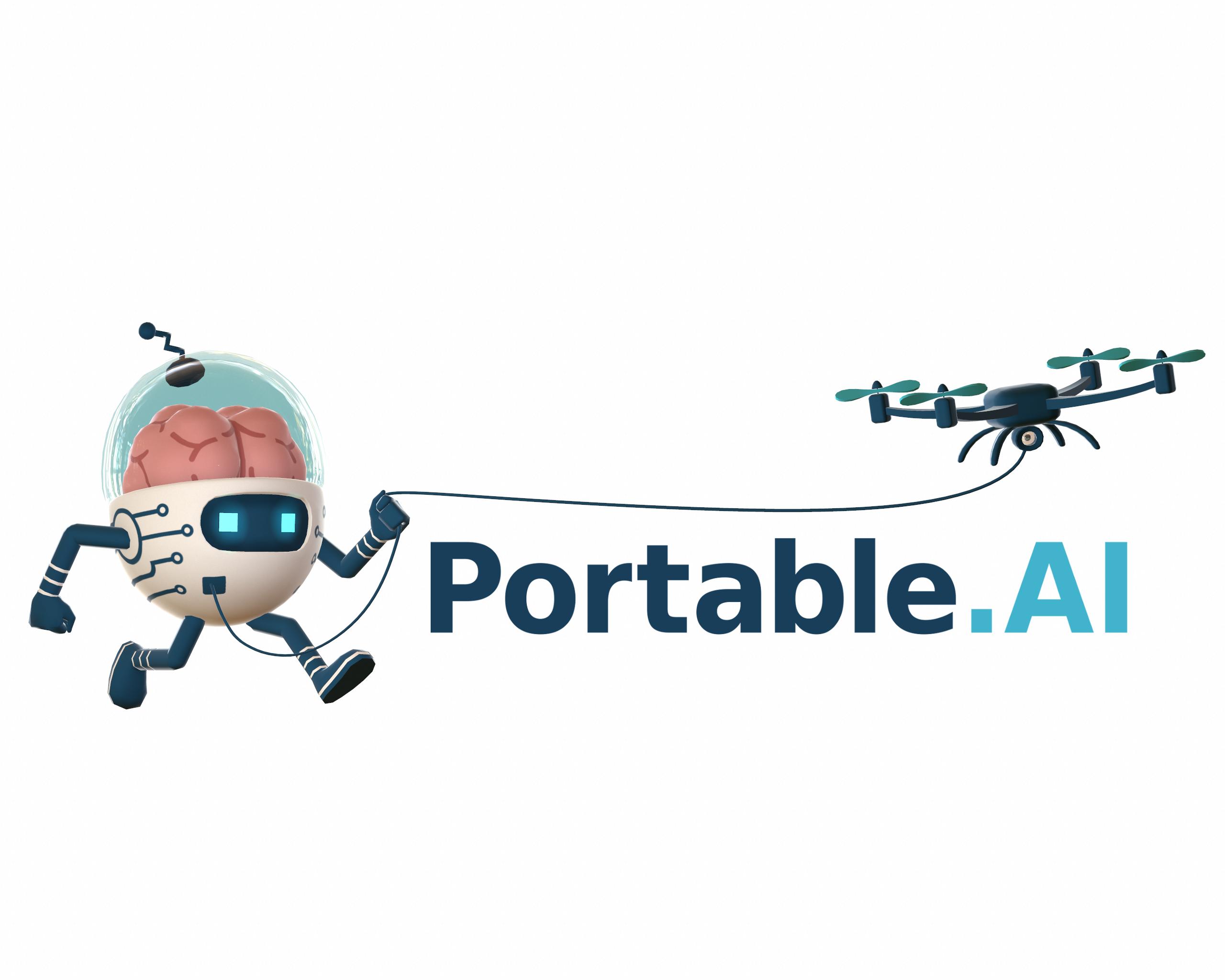 Portable.AI Mascot