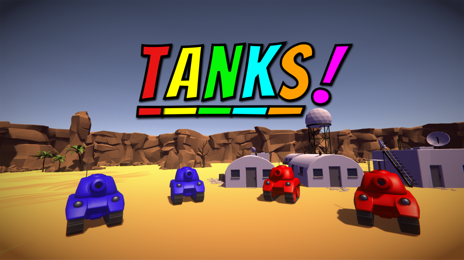 Tanks! - UOC_2017