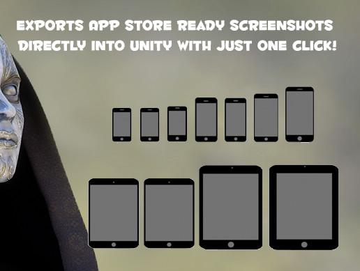 Screenshot Generator for Apple Store and Google Play Store