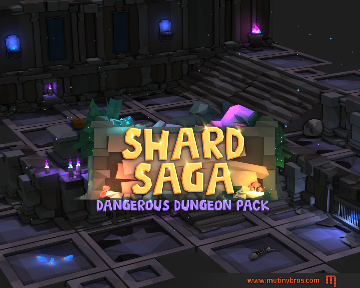 Shard Saga: Dangerous Dungeon Pack