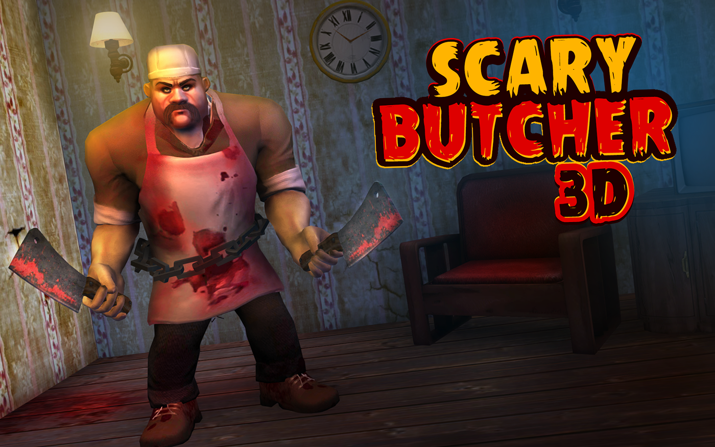 Scary Butcher