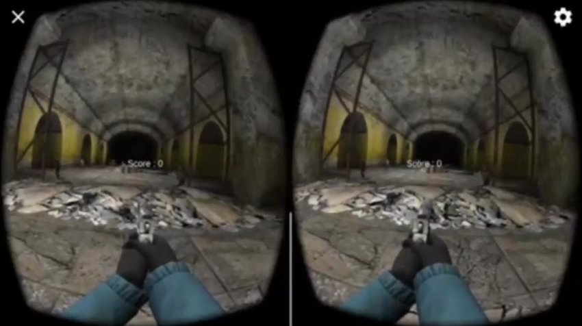 VR FPS with Arduino And Unity