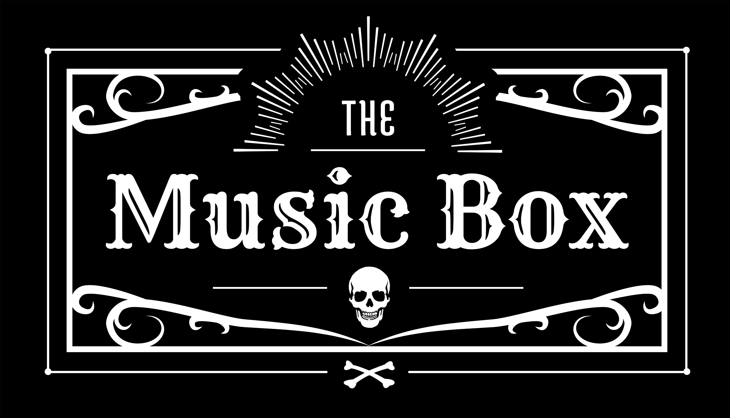 The Music Box logo