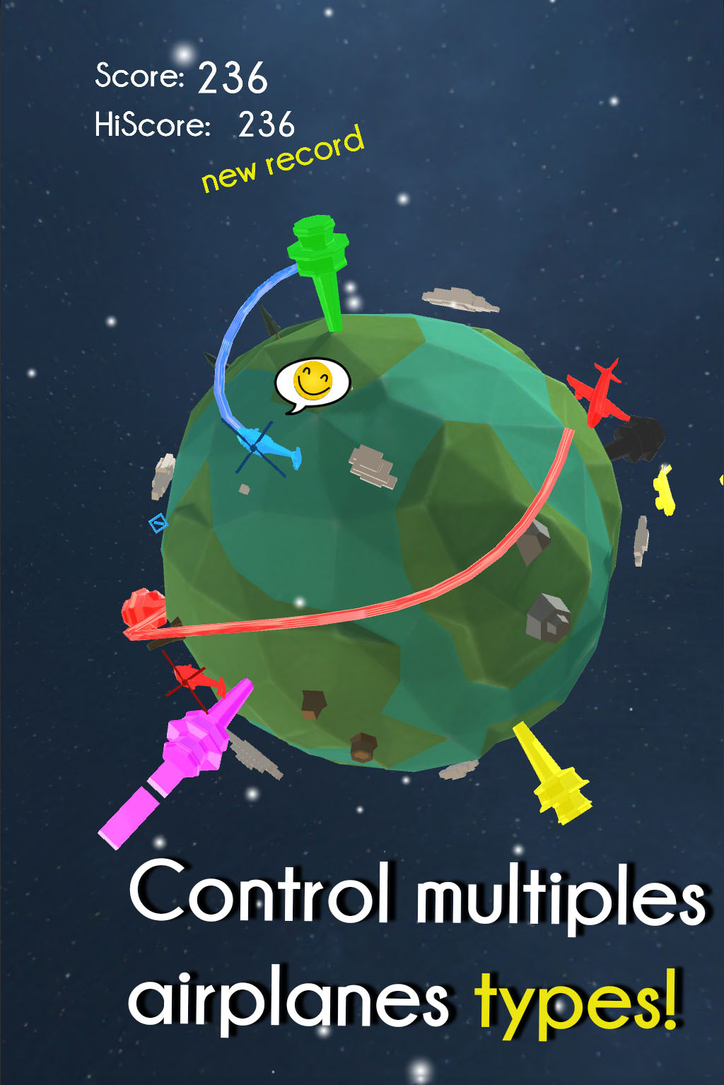 Air Control 3D