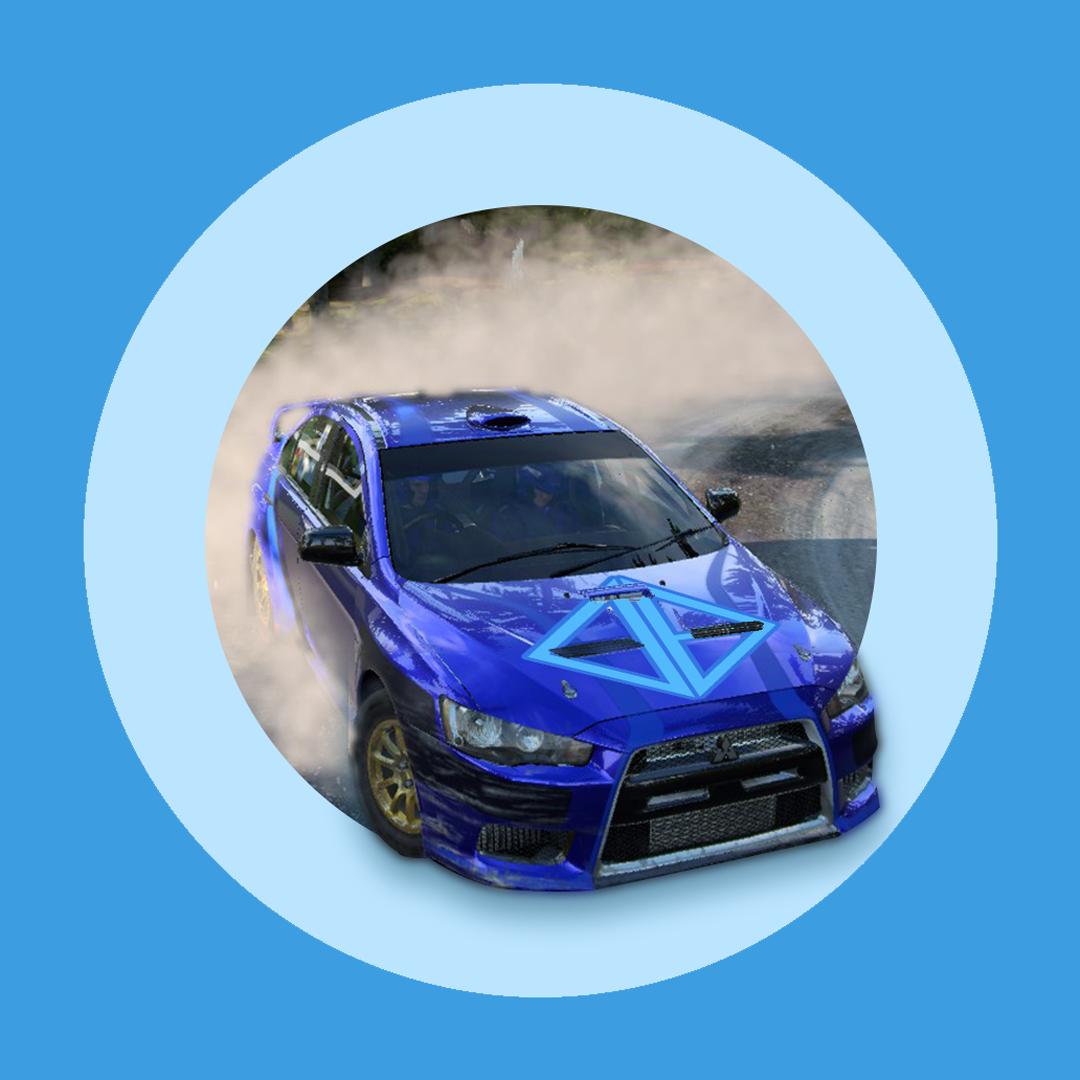 Kortana Rally Driver