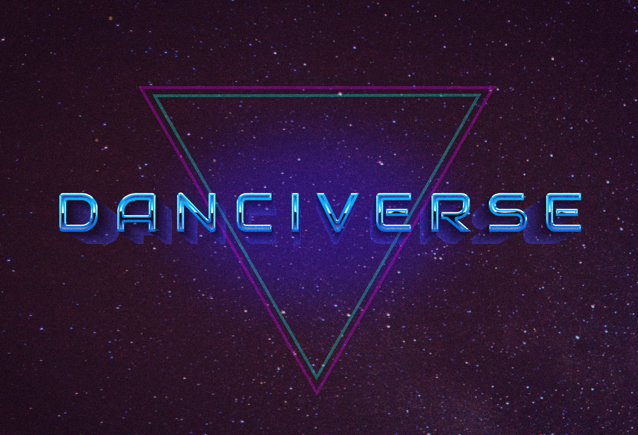 Logo design for Danciverse game