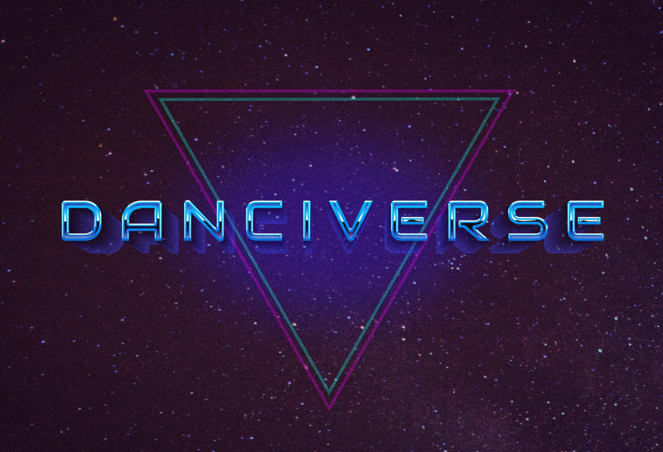 Logo design for Danciverse game