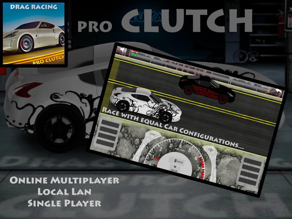 Drag Racing : Pro Clutch