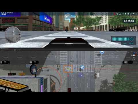 Kiwibot Simulation