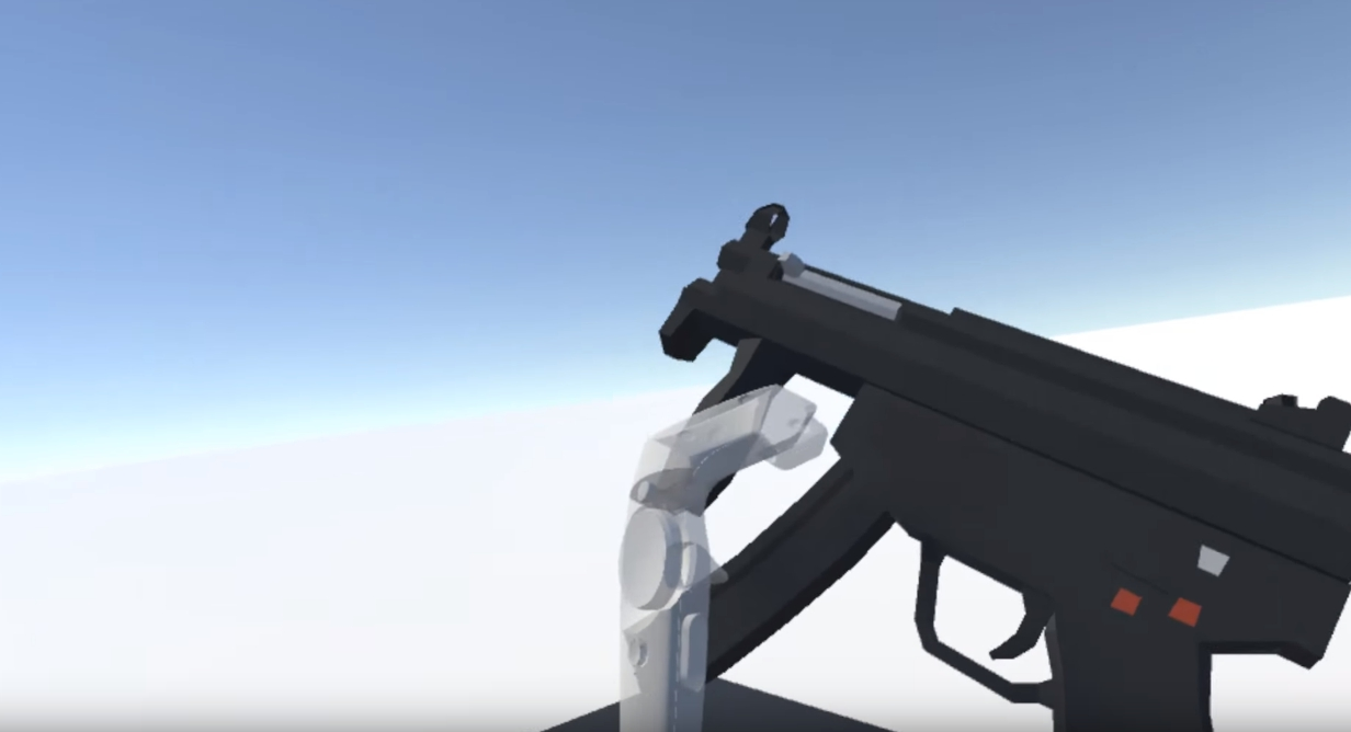 Weapon Reload Mechanics