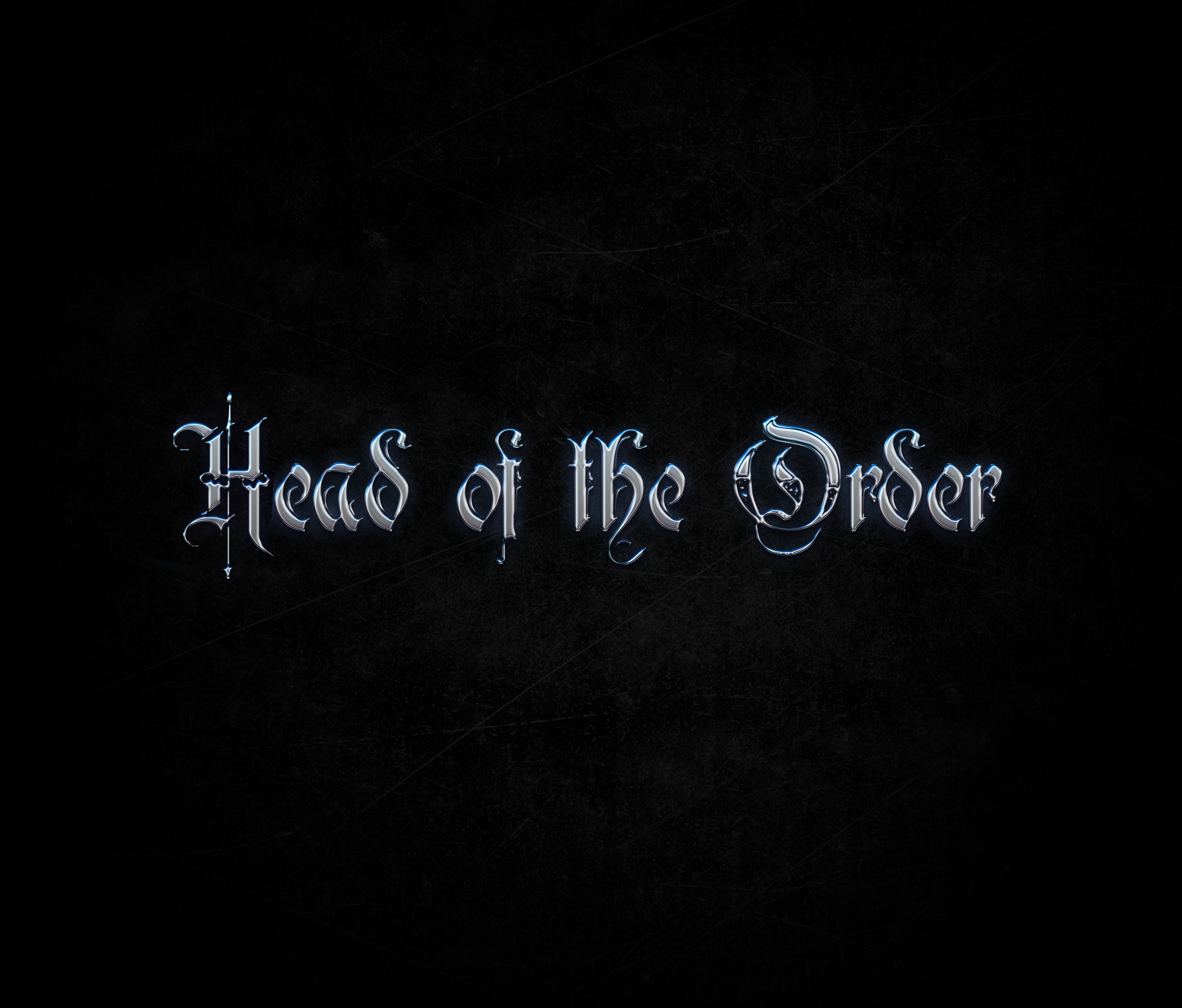 Head of the Order