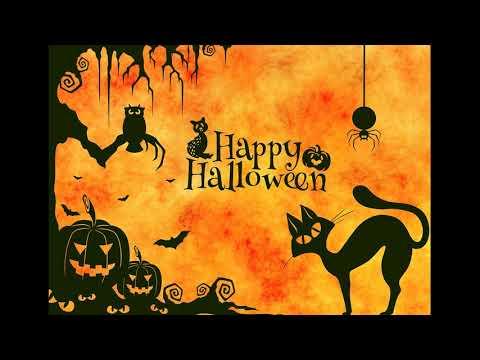 Cosmos3D - Happy Halloween
