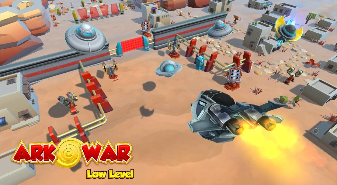 ArkWar - Low Level