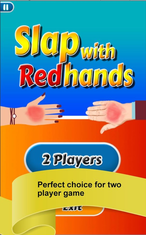 Slap With Red Hands