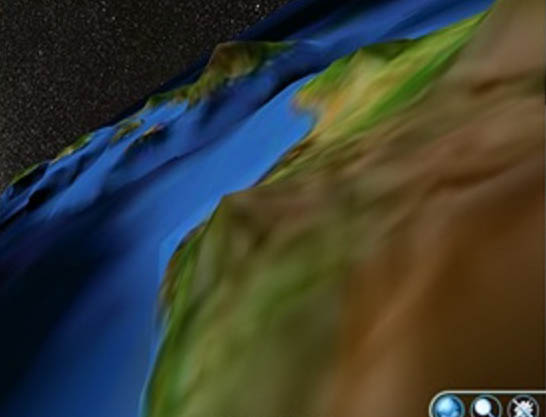 TerraViz for Windows/Mac and VR