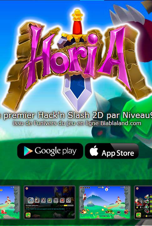 HORIA, the Mystic Battle