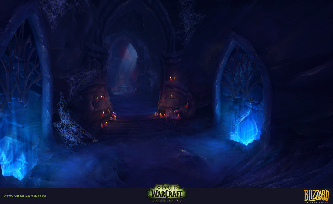 Blackrook Hold Dungeon