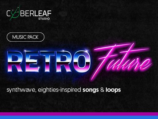 Retro Future - music packs