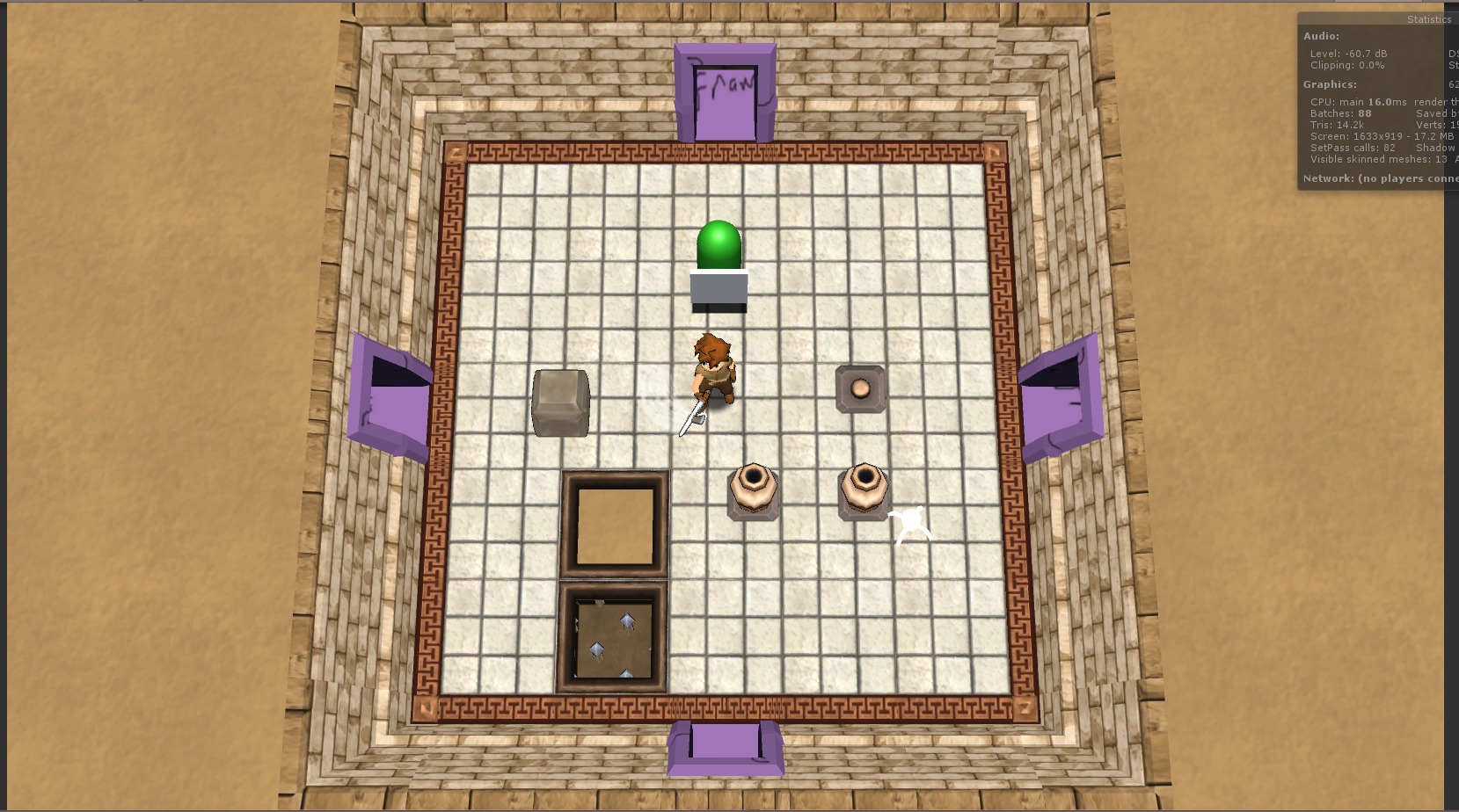 "[WIP] PuzzleRPG & ""Floorplan"" level editor"