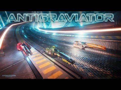 Antigraviator Teaser