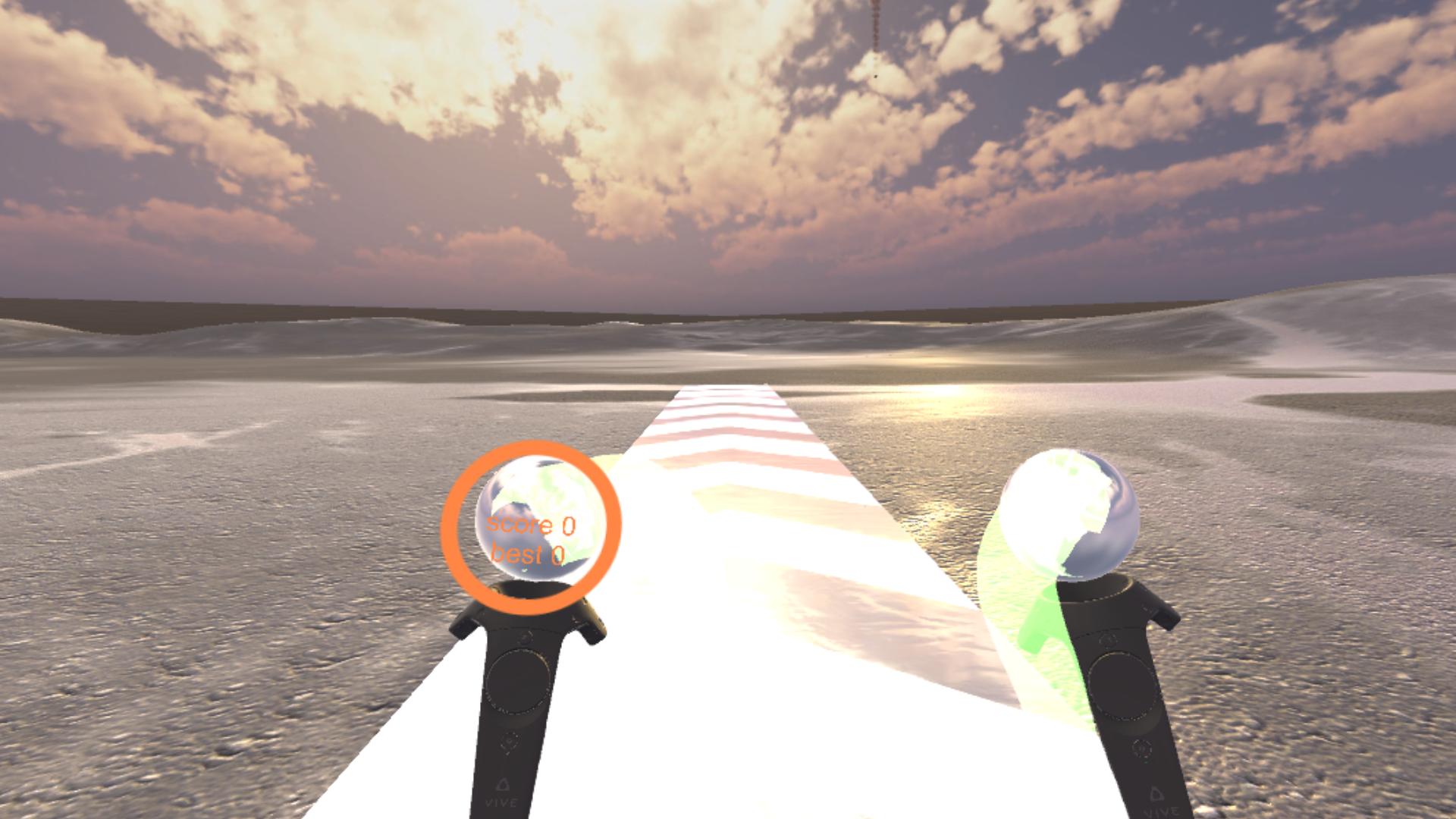 Hoverboards VR