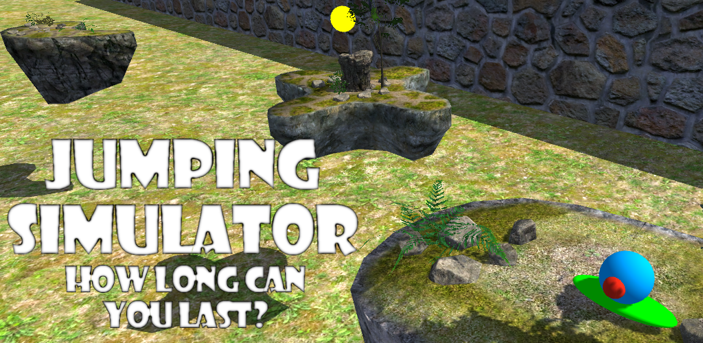 Jumping Simulator - iOS & Android Game