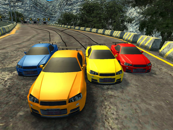Action Racing 3D