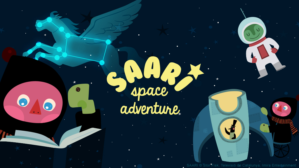 Saari Space Adventure