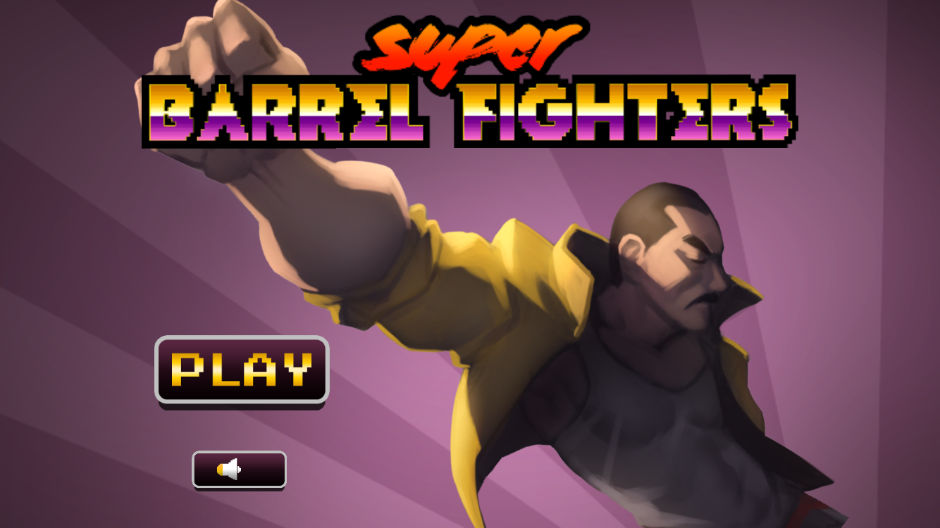 Super Barrel Fighters