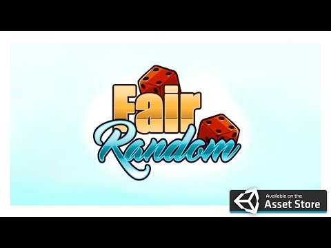 [Asset Store] Fair Random