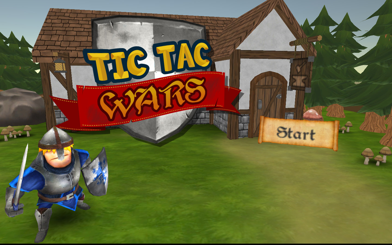 Tic Tac Wars!