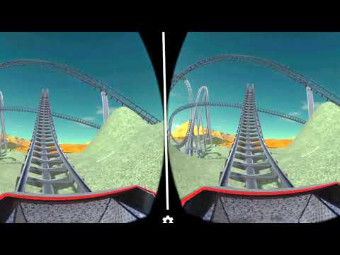 Roller Coster VR Ride