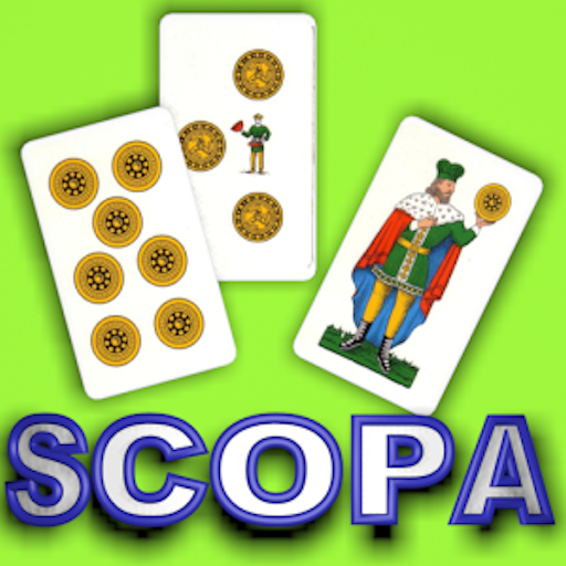 SCOPA SICILIAN CARDS