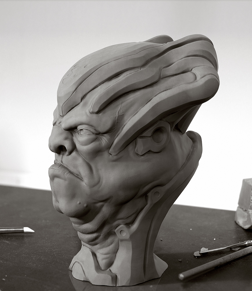 ZBrush: Sculpting From The Imagination
