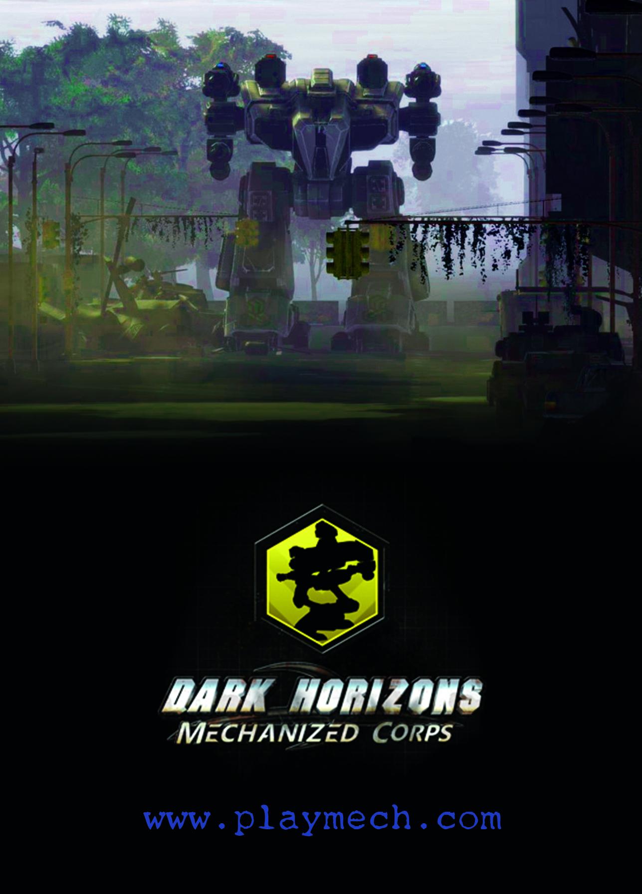Dark Horizons : Mechanized Corps