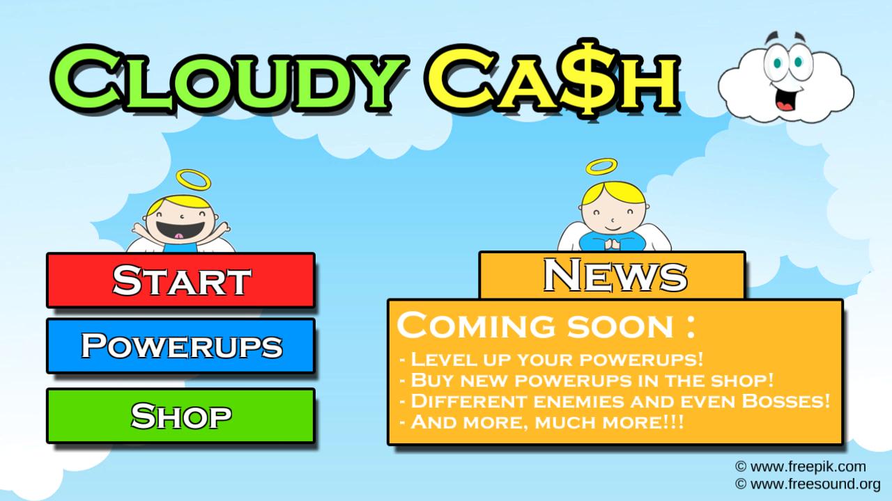 Cloudy Cash