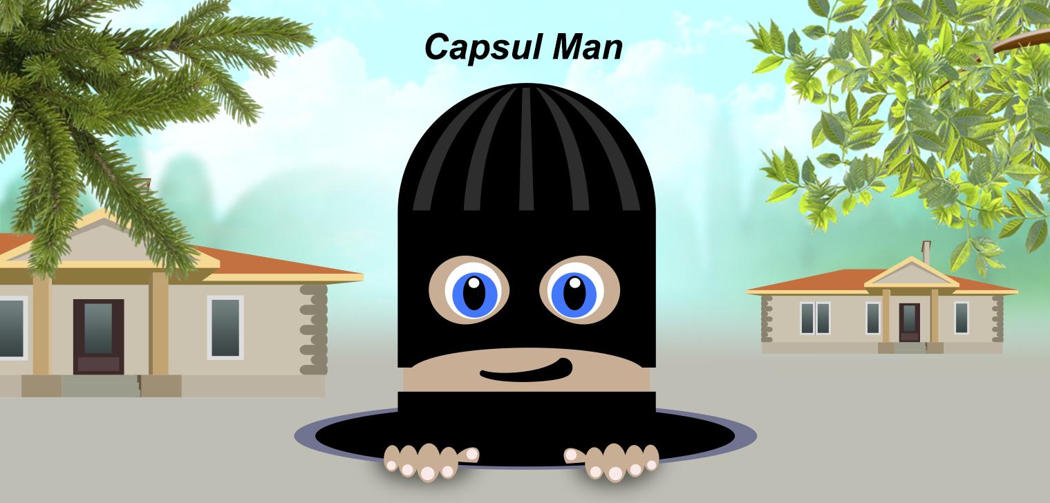 Capsul Man (free)