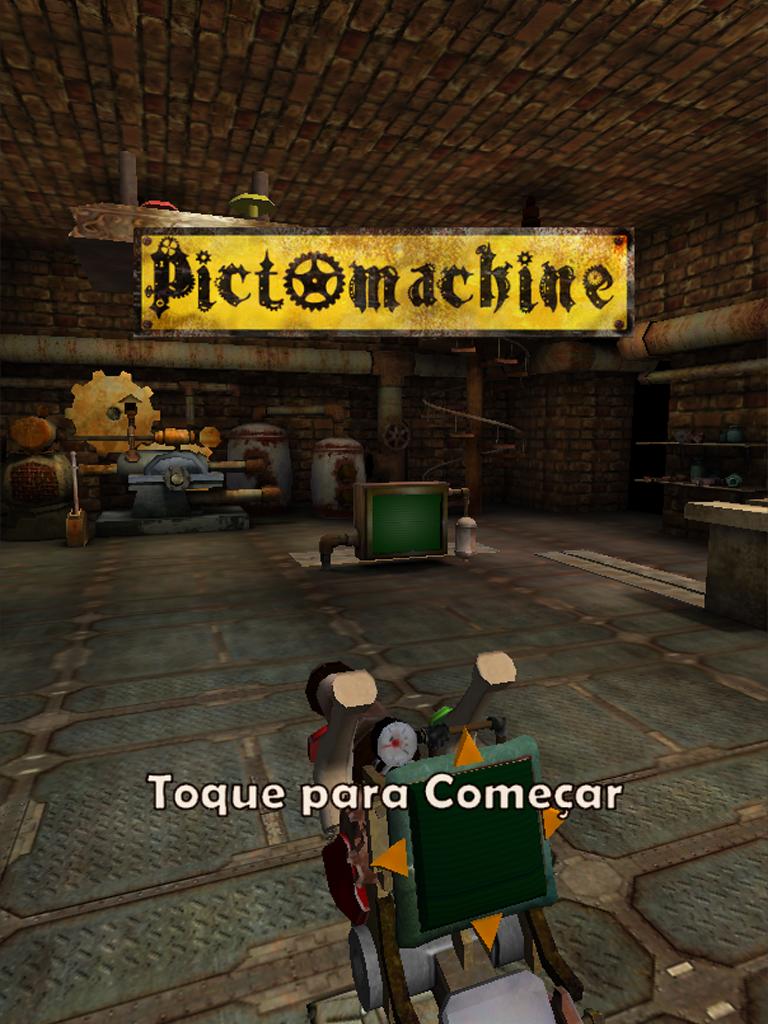 Pictomachine