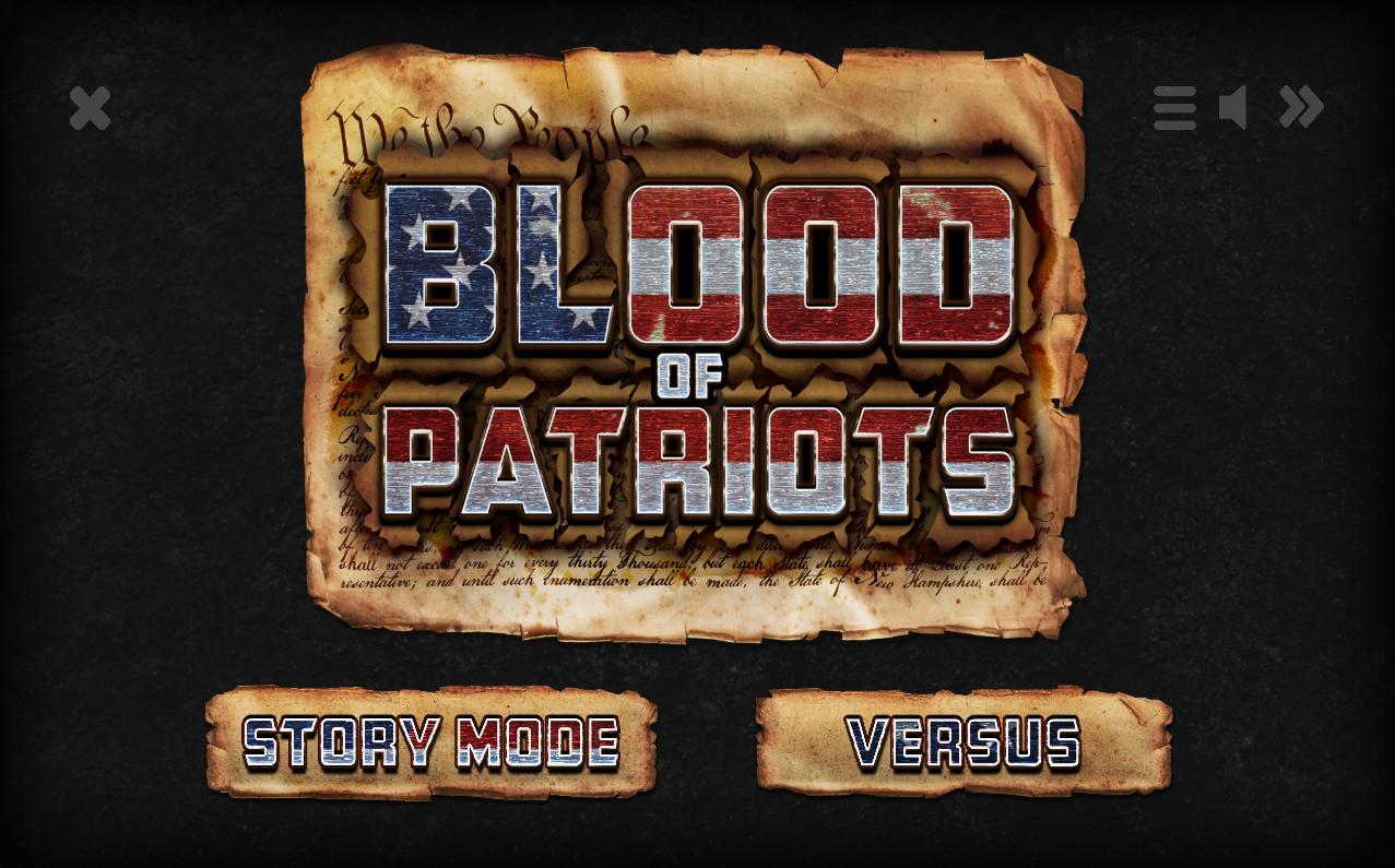 BLOOD of PATRIOTS