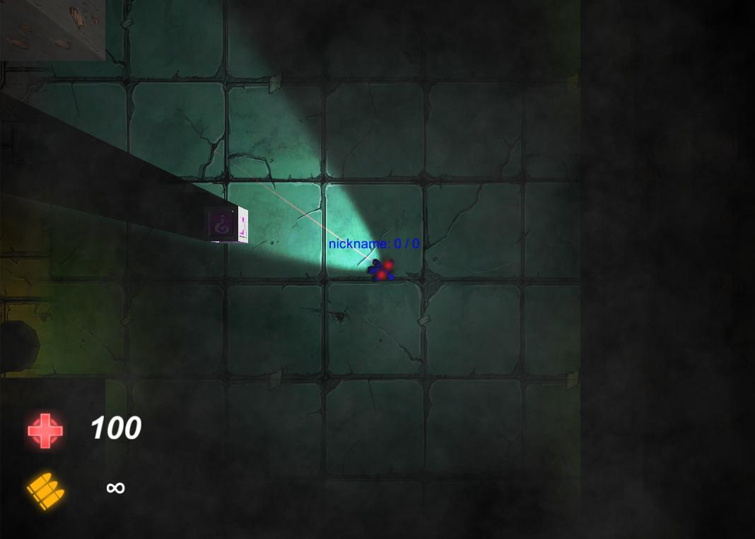Deathmatch Shooter - Multiplayer